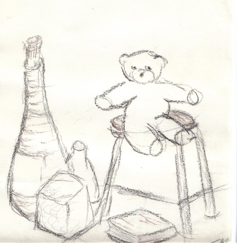 flaschenbär